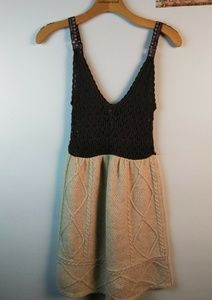Free People knitted Jumper Dress
